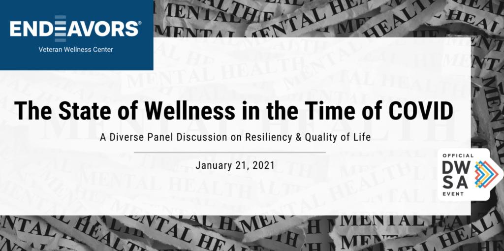 Wellness in a Time of COVID DreamWeek